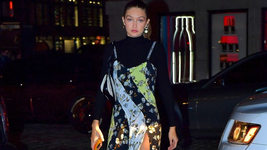 Gigi Hadid in New York, Oktober 2019