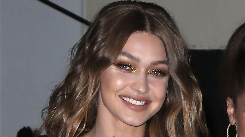 Mini-Dress: So sexy feierte Gigi Hadid ihren 23. Geburtstag!