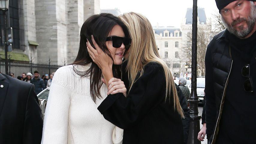 Gigi Hadid und Kendall Jenner