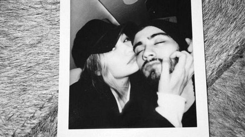 Gigi Hadid und Zayn Malik, 2015