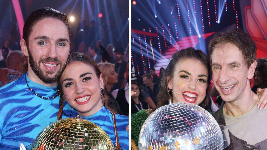 """Titelverteidigerin: """"Let's Dance""""-Ekat siegt zum zweiten Mal"""