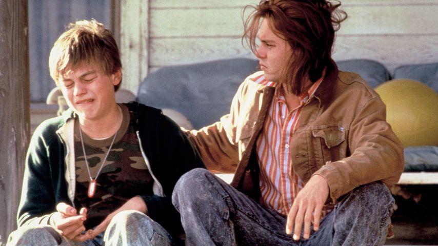 Dunkle Vergangenheit: Johnny Depp mobbte Leonardo DiCaprio!