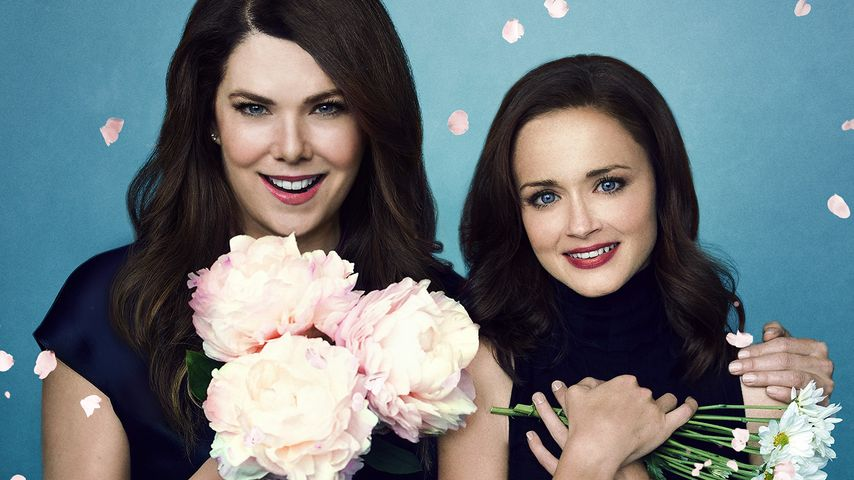 """Photoshop-Geister: Was ist mit den """"Gilmore Girls"""" passiert?"""