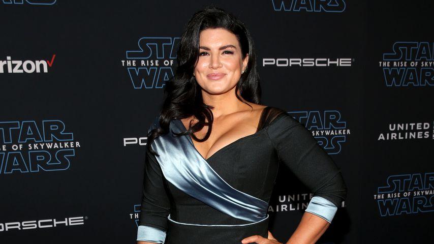 """Gina Carano bei der """"Stars Wars: Aufstieg Skywalkers""""-Premiere"""