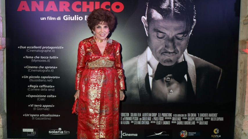 Gina Lollobrigida, Schauspielerin