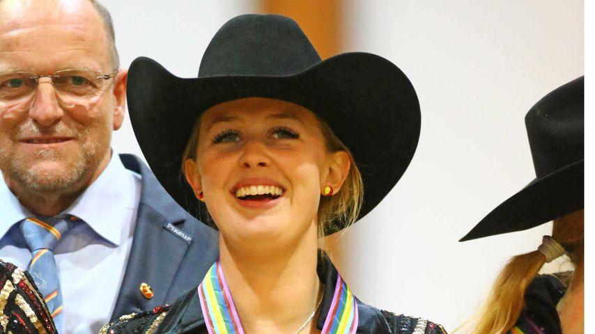 Gina-Maria Schumacher, die Tochter von Michael Schumacher