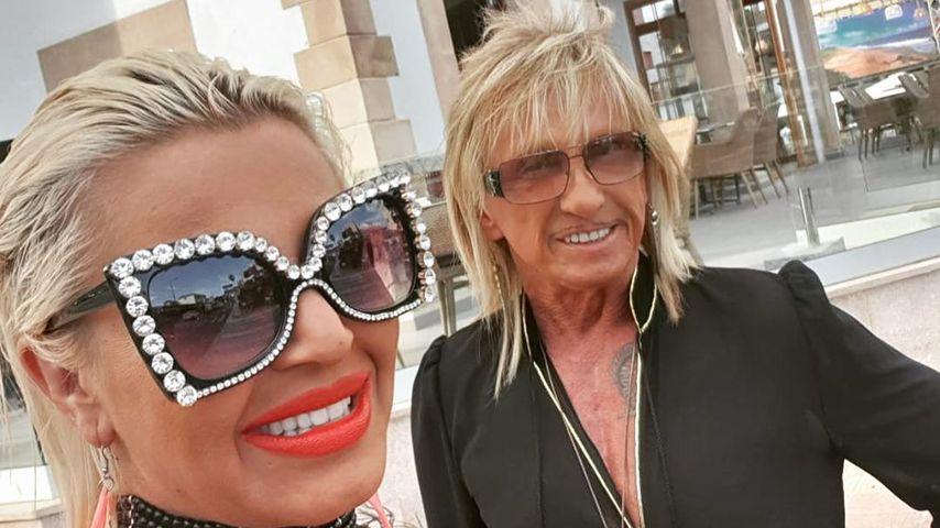 Ginger Costello und Bert Wollersheim im Juni 2019