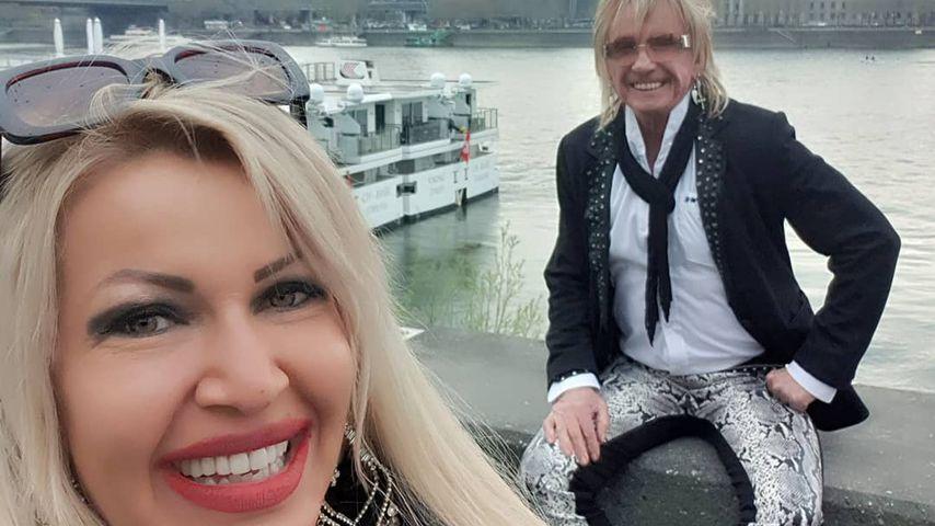 Ginger Costello-Wollersheim und Bert Wollersheim im April 2019