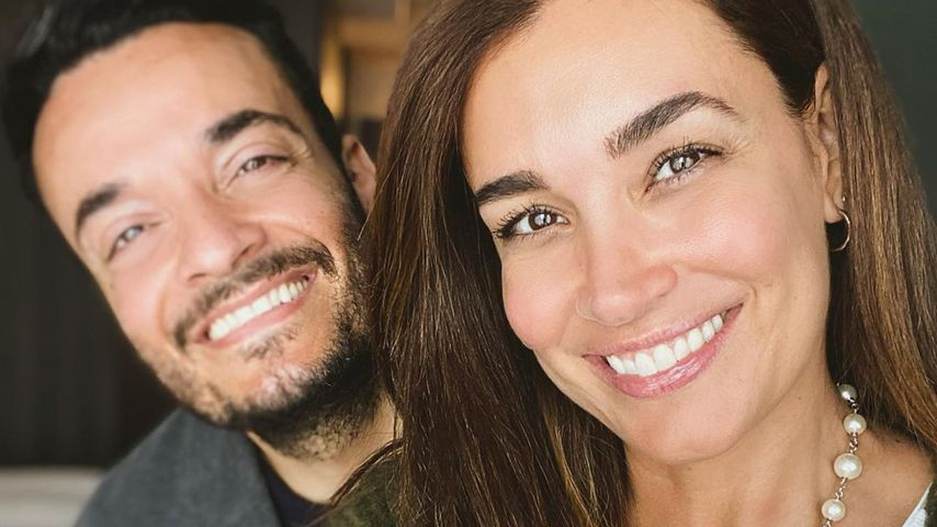 Giovanni und Jana Ina Zarrella im Juni 2020