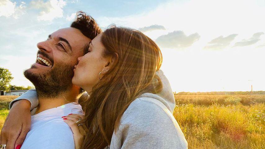 15 Jahre Ehe: Jana Ina Zarella schwärmt von ihrem Giovanni