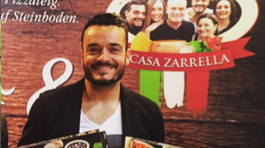 """""""Casa Zarella"""": Giovanni Zarrella gibt's jetzt als Pizza!"""