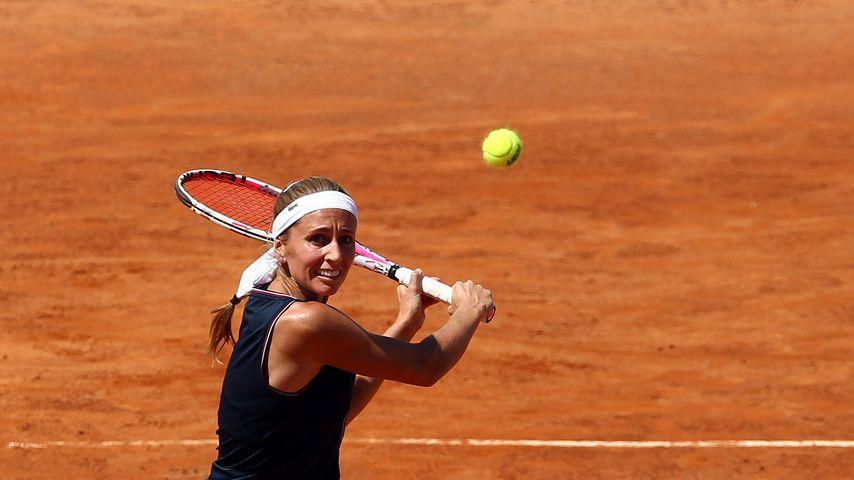 Gisela Dulko im Mai 2012 in Rom