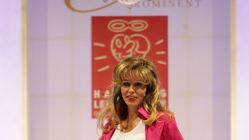 """Gisela Muth bei """"Promi Shopping Queen"""", 2008"""