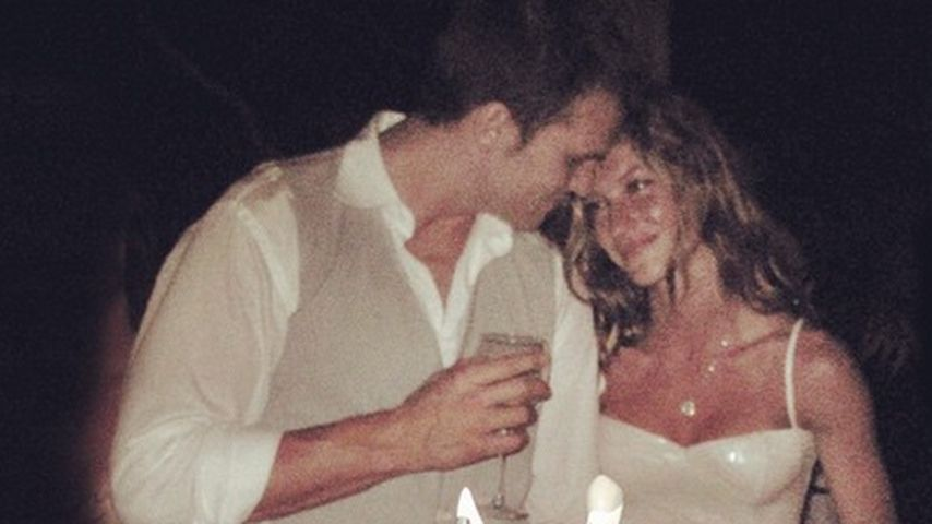 Throwback: So schön hat Gisele Bündchen geheiratet