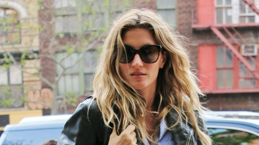Gisele Bündchen in New York City