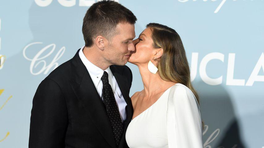 Tom Brady und Gisele Bündchen, Hollywood-Traumpaar
