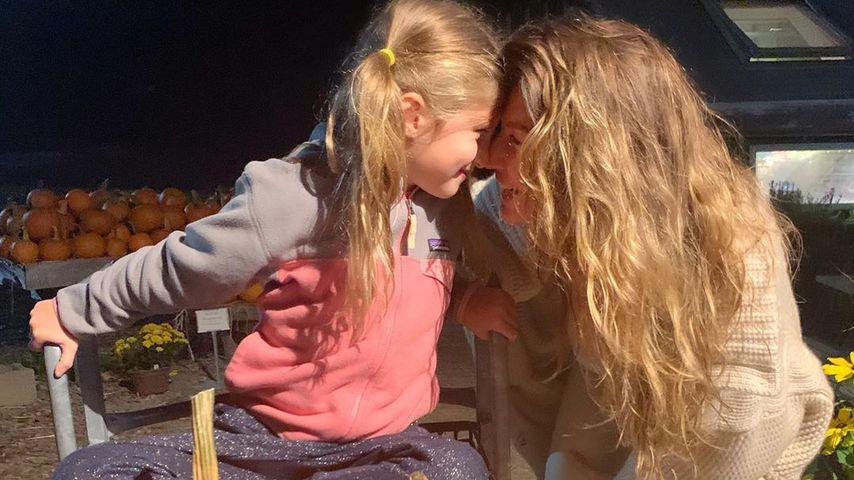 Gisele Bündchen und Töchterchen Vivian