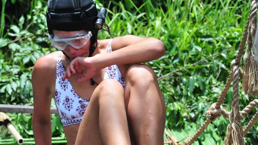 Nur Reis & Bohnen: Gisele verweigert die Dschungel-Prüfung!