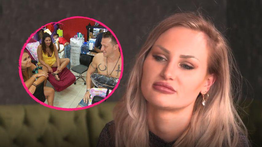"""Giulie lästert über Janis' """"Temptation Island""""-Tattoo!"""
