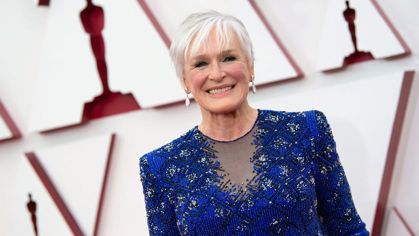 """Spontan"": Darum twerkte Glenn Close (74) bei den Oscars"