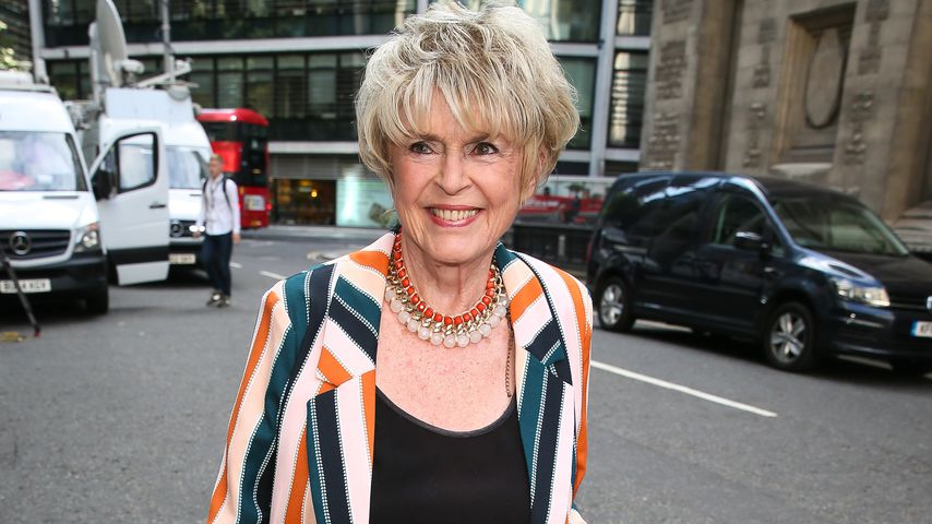 UK-Moderatorin Gloria Hunniford
