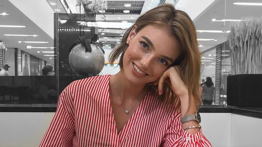 Umstyling à la GNTM: Céline Bethmann hat die Haare ab!