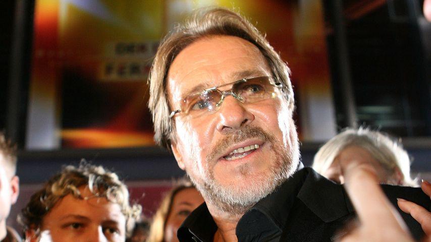 Tod von Götz George (✝77): Promis & Fans sind bestürzt!