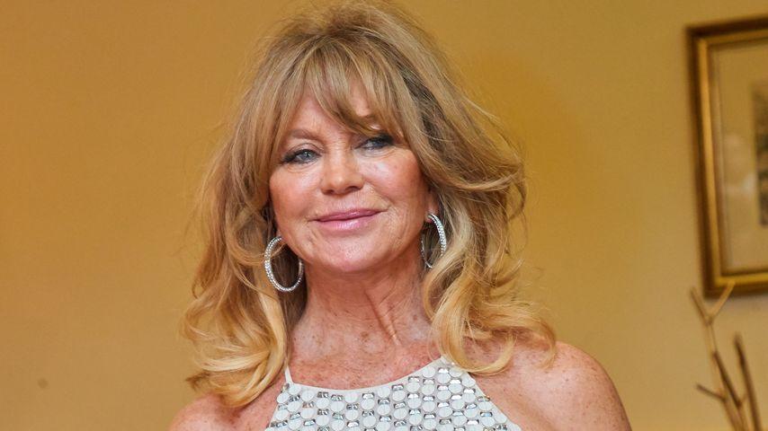 Kate Hudsons Mama Goldie Hawn war bei Geburt von Rani dabei