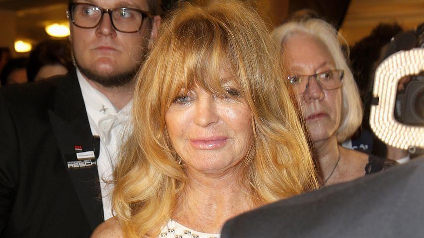 Goldie Hawn, US-amerikanische Schauspielerin