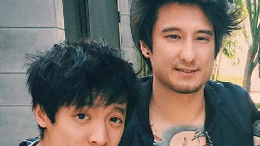 Gong Bao und Julien Bam