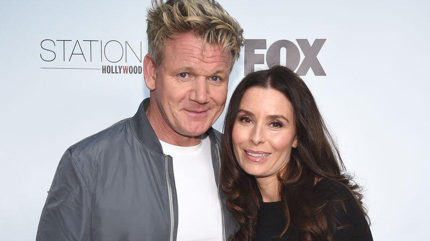 Gordon und Tana Remsay in Hollywood