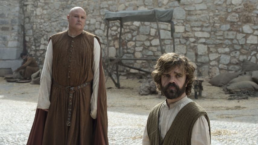 "Conleth Hill und Peter Dinklage in der sechsten ""Game of Thrones""-Staffel"