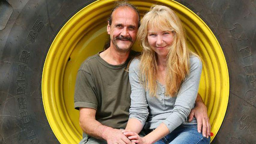 """Gottfried und Martina, """"Bauer sucht Frau""""-Teilnehmer aus dem Jahr 2014"""