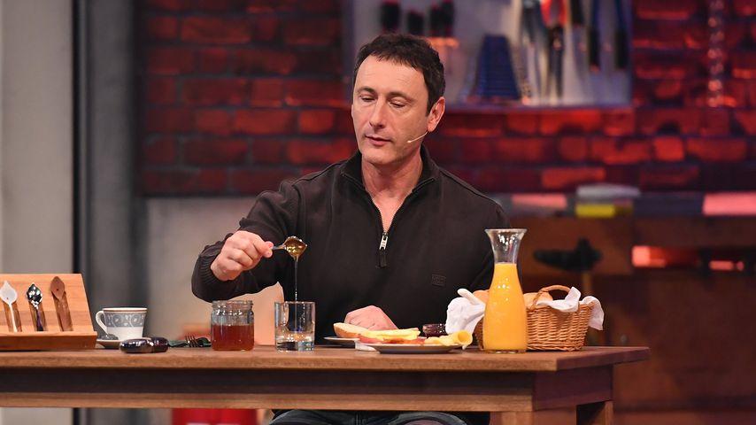 """Gourmet Honiglöffel-Erfinder Frank Schmidbauer bei """"Das Ding des Jahres"""""""