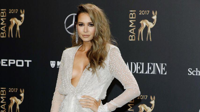 Grace Capristo beim Bambi 2017