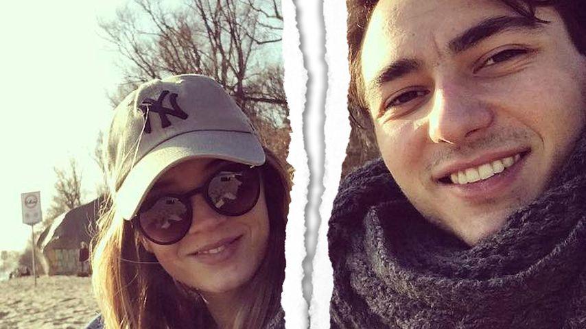 Für ihn verließ sie GNTM: Greta Faeser & Lukas getrennt