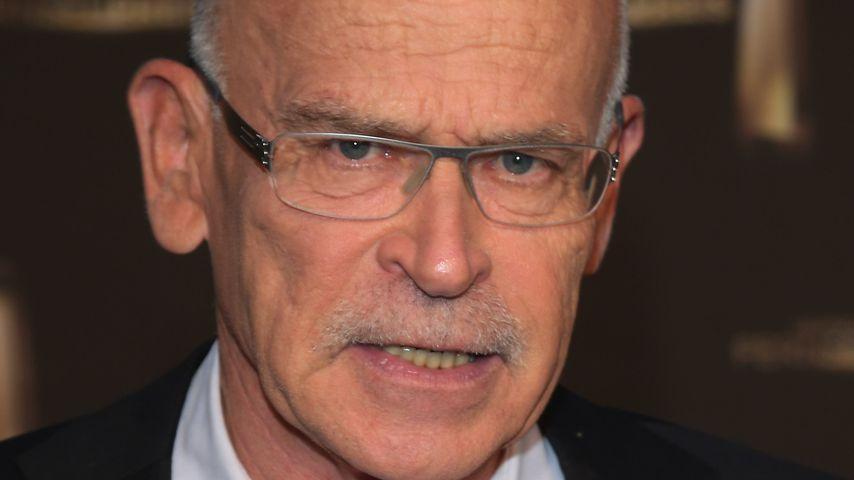 2 Liter Blut verloren: Günter Wallraff hatte schweren Unfall