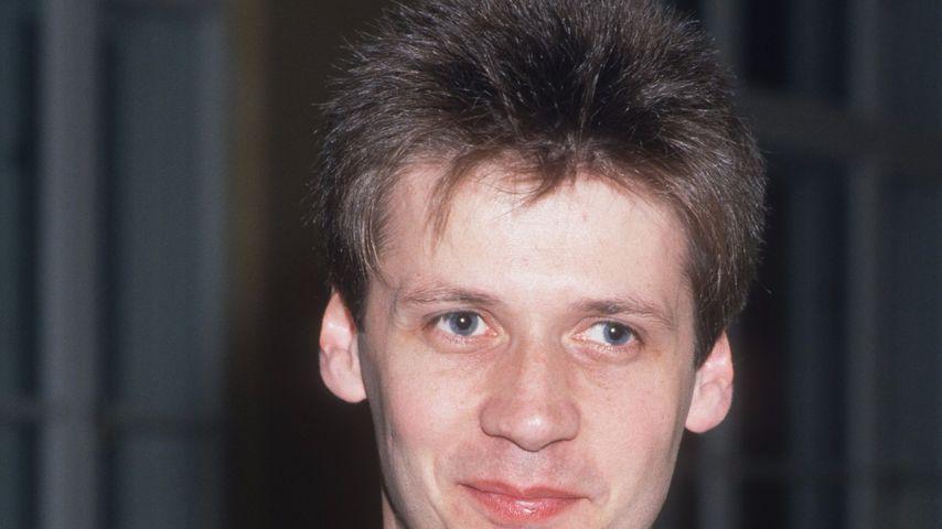 Günther Jauch bekommt den bayrischen Filmpreis 1989