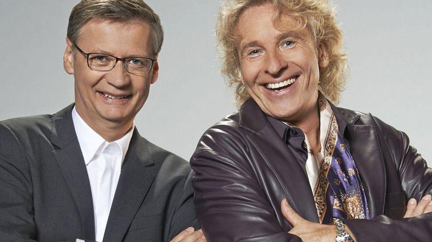 Gottschalk & Jauch: Dies sind ihre Regeln bei RTL