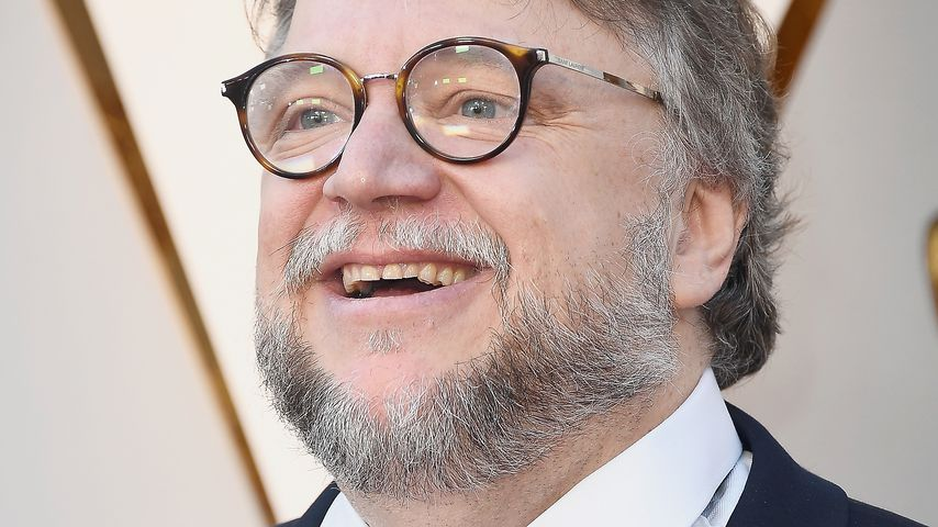 Guillermo del Toro vor der Verleihung der 90. Oscars