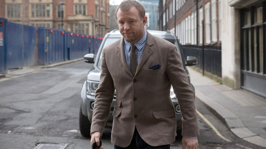 Regie-Star Guy Ritchie