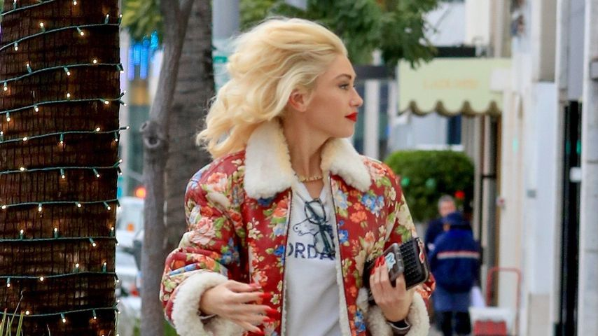 Gwen Stefani im Dezember 2019