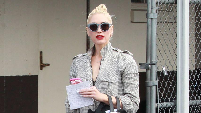 Gefühlsachterbahn: Gwen Stefani bastelt an Trennungs-Album