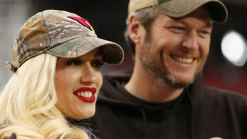 Hochzeit verschoben: Wollen Gwen und Blake ein Baby?