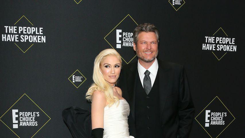 So gewann Blake Shelton Gwen Stefanis ganze Familie für sich