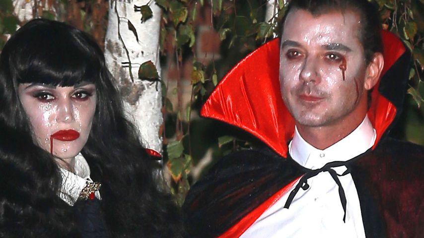 Gwen Stefani & Gavin: Schaurig schön zu Halloween