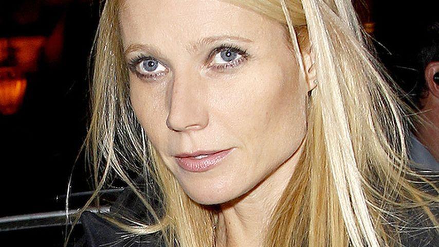 Gwyneth Paltrow in therapeutischer Behandlung