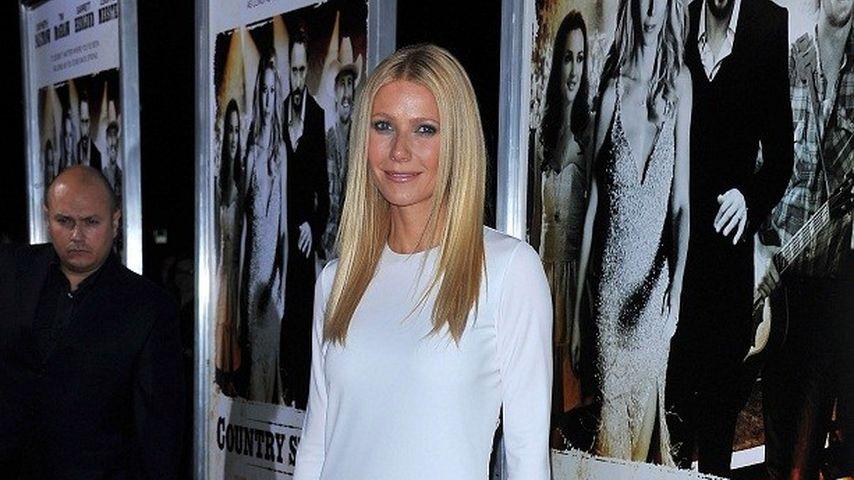 Gruselig? Gwyneth Paltrow als weißer Geist
