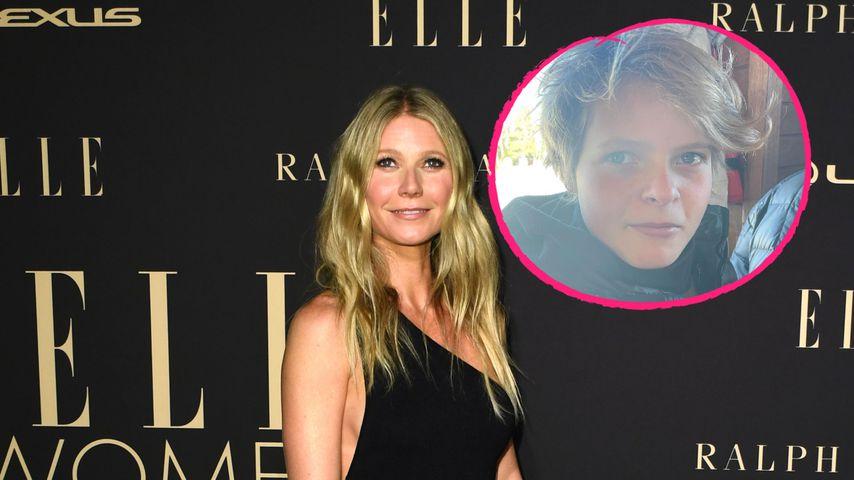 So süß gratulierte Gwyneth Paltrow ihrem Sohn zum Geburtstag