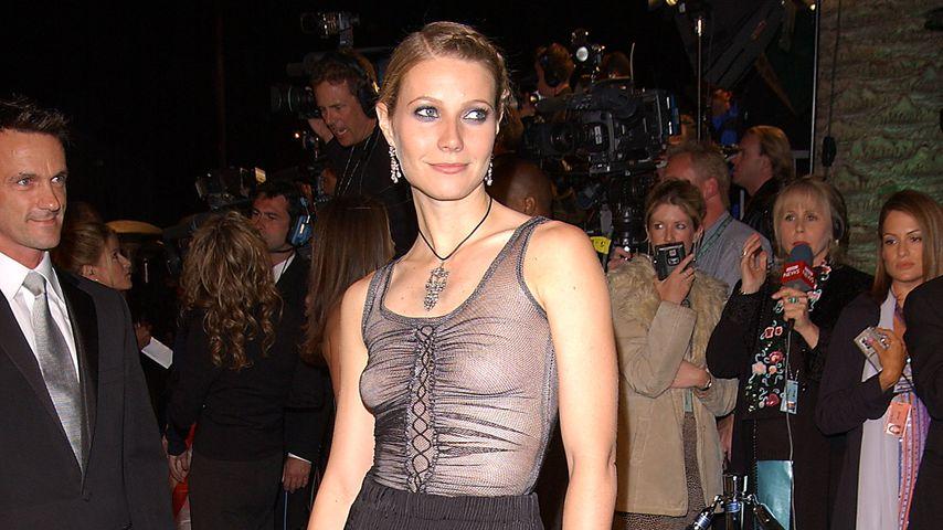 Gwyneth Paltrow bei der Oscar-Verleihung 2002
